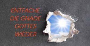 Entfache die Gnade Gottes wieder neu @ St. Franziskus