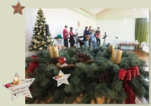 Weihnachtsmarkt @ St.Franziskus
